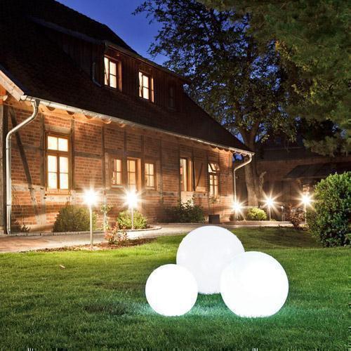 Beleuchtung Im Garten Einsatz Von Led Und Energiesparlampen Der
